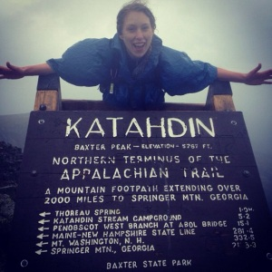 Made it to Katahdin after all!