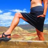 Interview with Adventure Skirt-Maker MandyBland